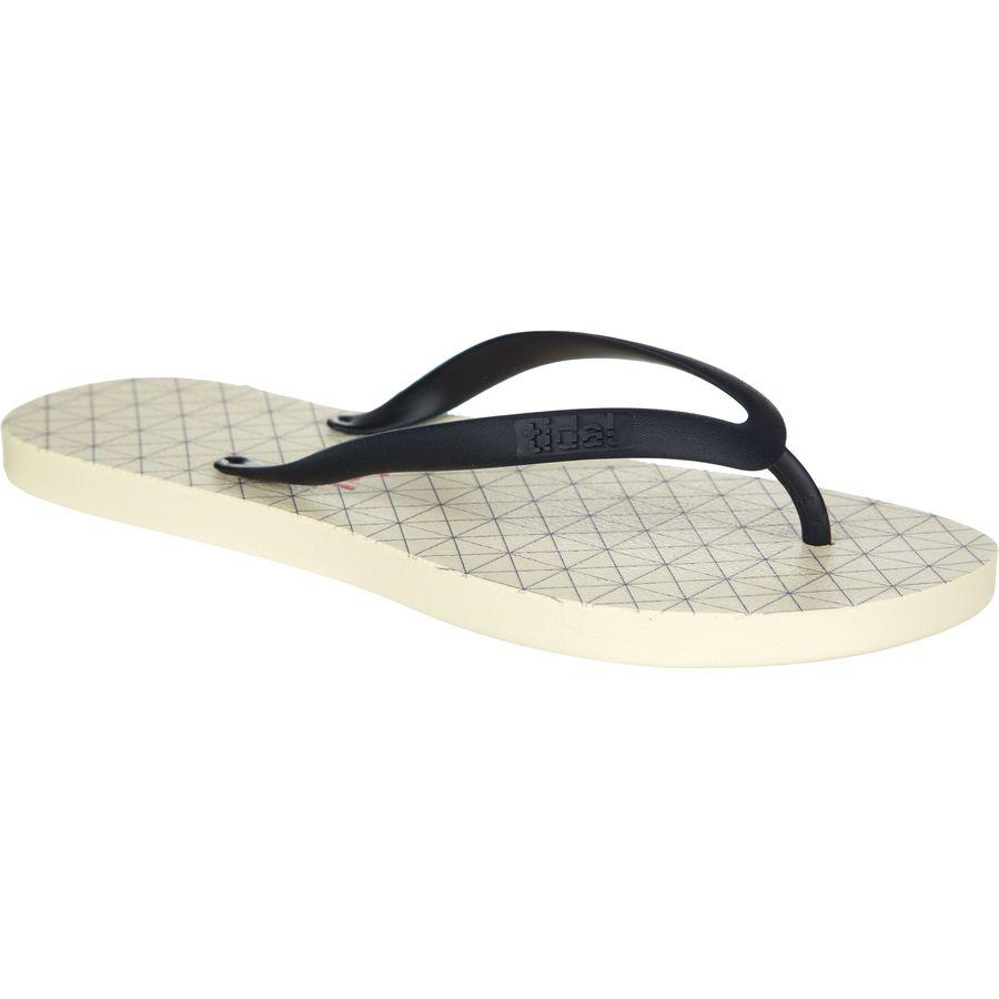 Tidal New York RWB Quadrant Sandal - Womens
