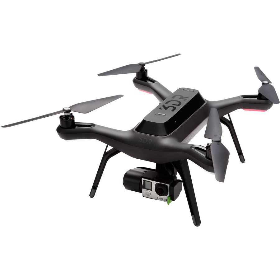 3D Robotics Solo Drone and Gimbal Package