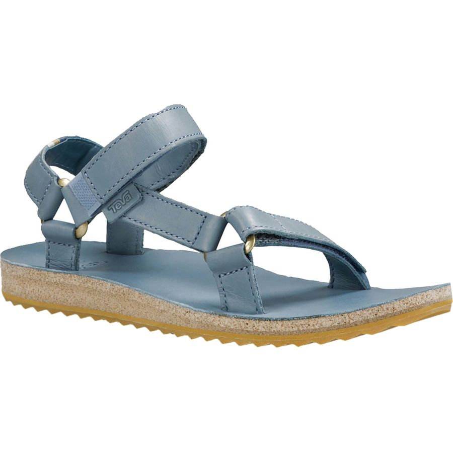 teva original universal crafted leather sandal women 39 s On teva original universal crafted leather