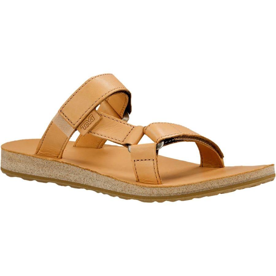 Teva Universal Slide Leather Sandal - Womens