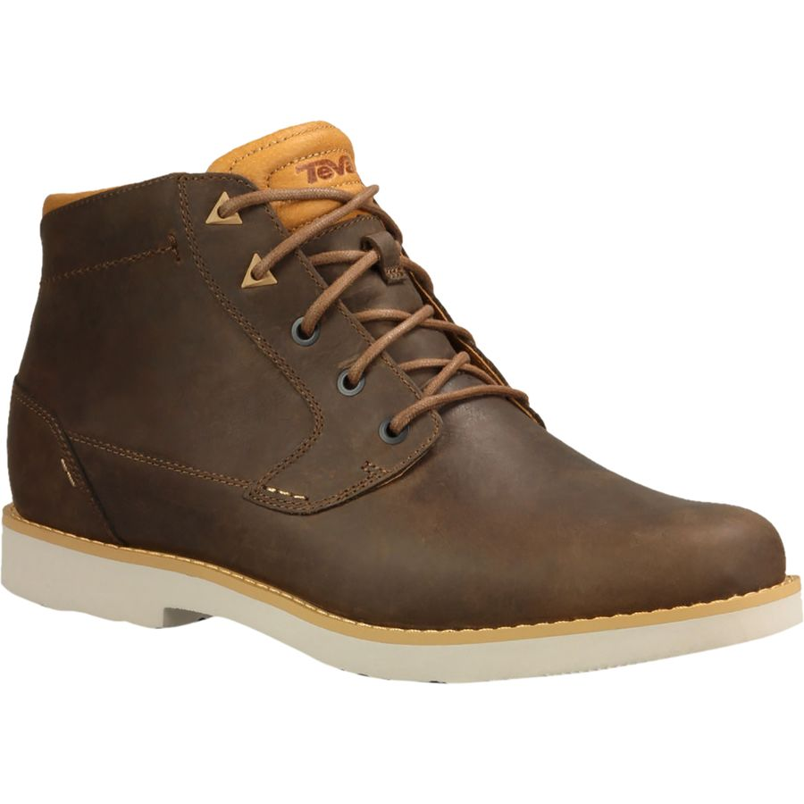 Teva Durban Leather Boot - Mens