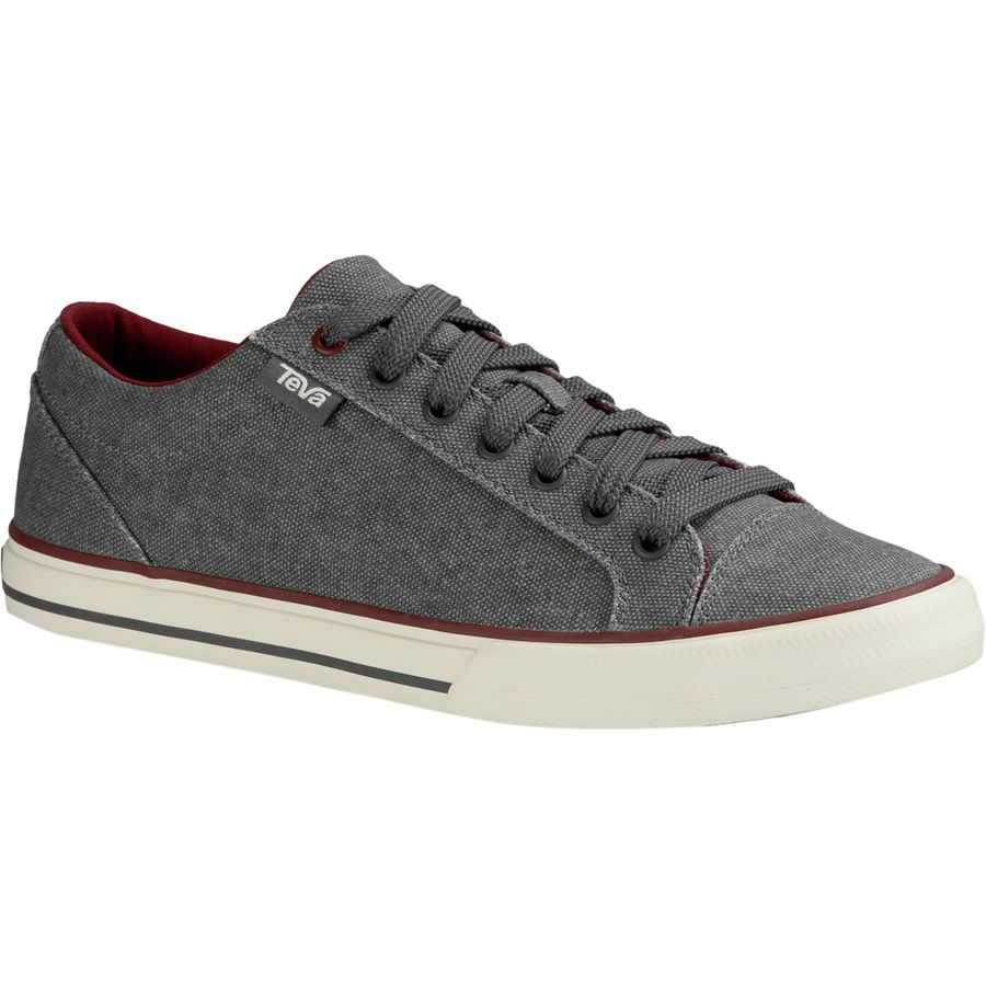 Teva Roller Washed Canvas Shoe - Mens