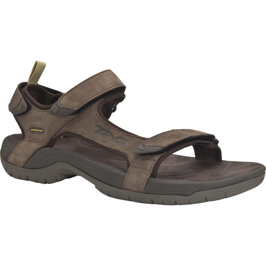 Teva Tanza Leather Sandal - Mens