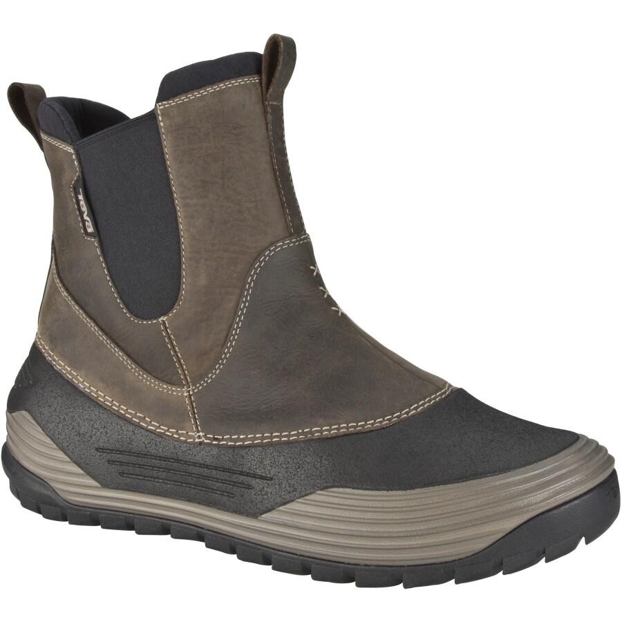 Teva Men;s Chair 5 Waterproof Winter Boots Reviews | Santa Barbara ...
