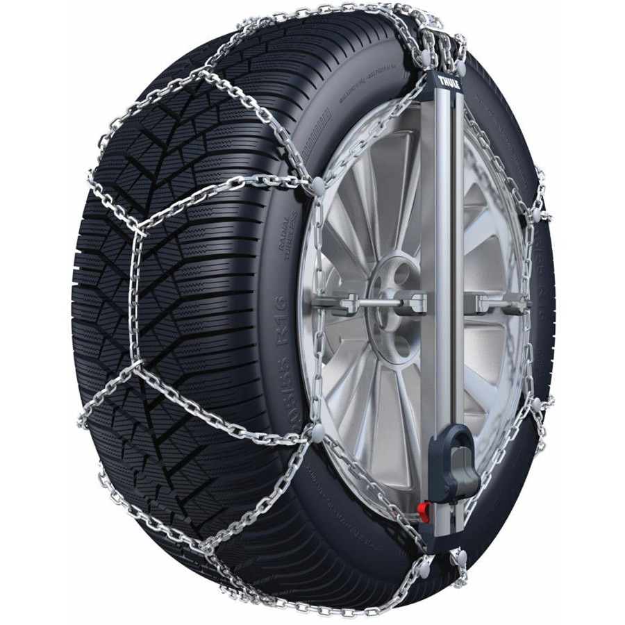 thule easy fit cu 9 passenger vehicle snow chains. Black Bedroom Furniture Sets. Home Design Ideas