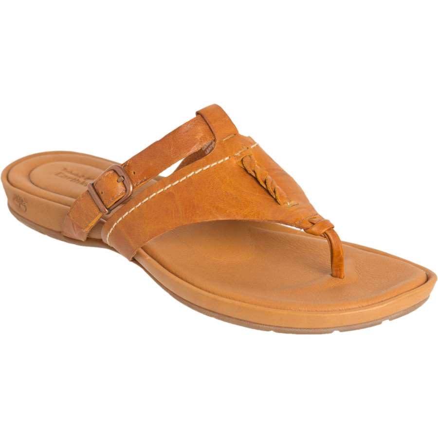 Amazing Timberland Womens Earthkeepers Lola Bay Thong Sandals In Medium