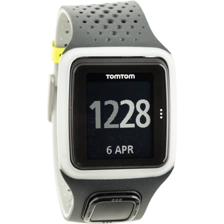 tomtom runner gps watch heart rate monitor. Black Bedroom Furniture Sets. Home Design Ideas