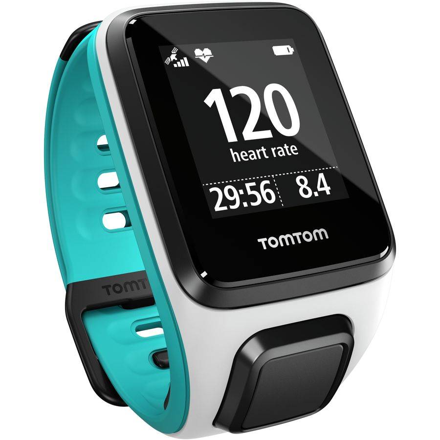 tomtom spark 3 cardio gps fitness watch. Black Bedroom Furniture Sets. Home Design Ideas
