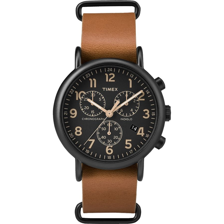 Timex Weekender Chrono Oversized Watch Backcountry Com