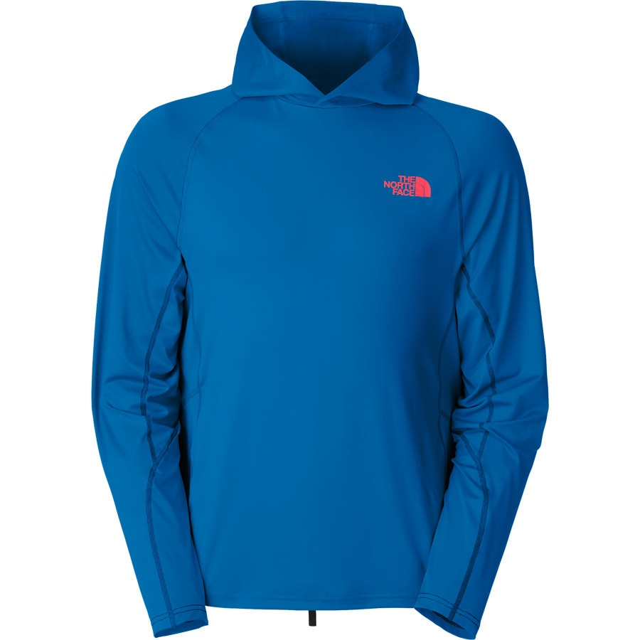 The North Face Water Dome Hooded Sun Shirt Long Sleeve