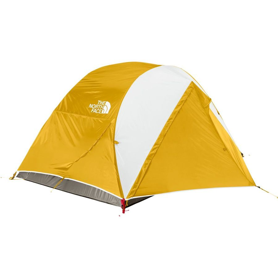 The North Face Talus 3 Tent: 3-Person 3-Season