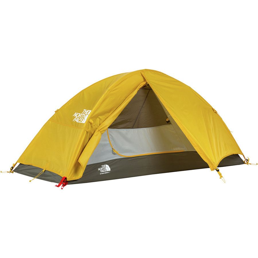 One Man Tent : The north face stormbreak tent person season