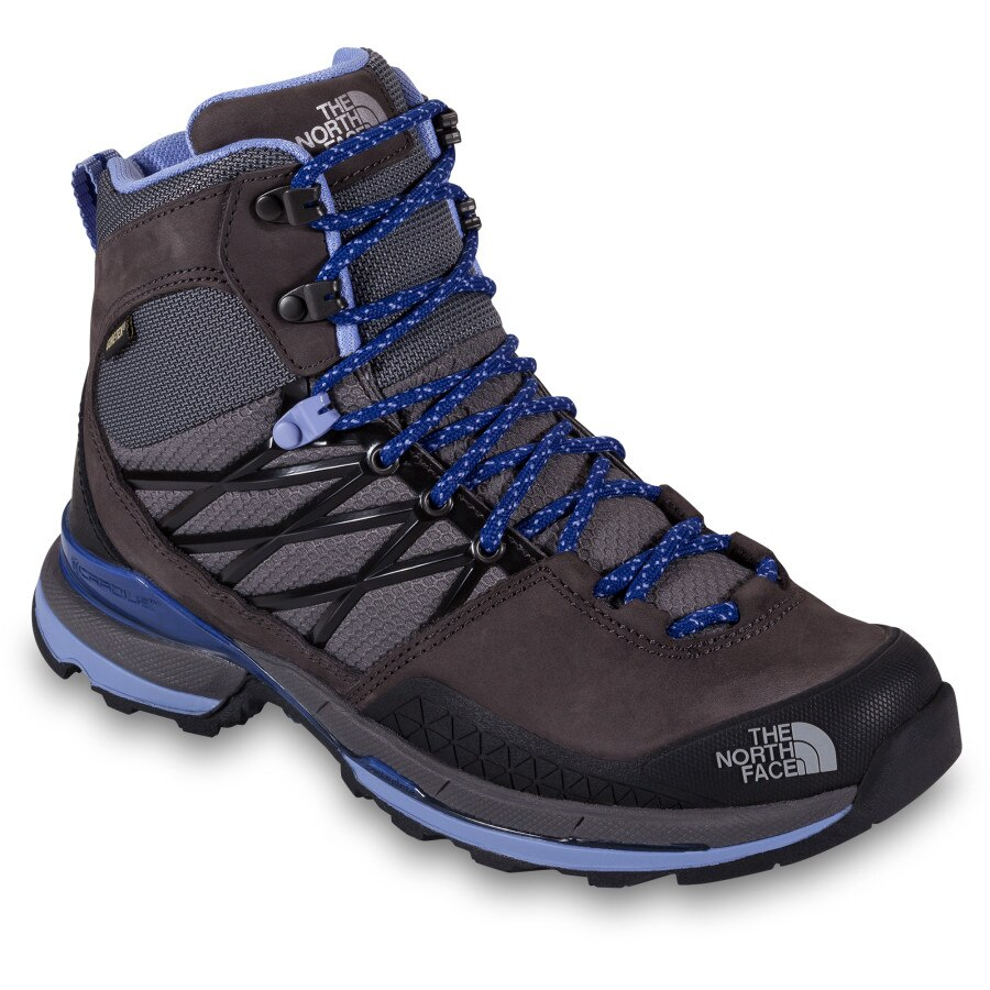 Model The North Face Litewave Guide Mid HyVent Hiking Boot - Womenu0026#39;s | Backcountry.com