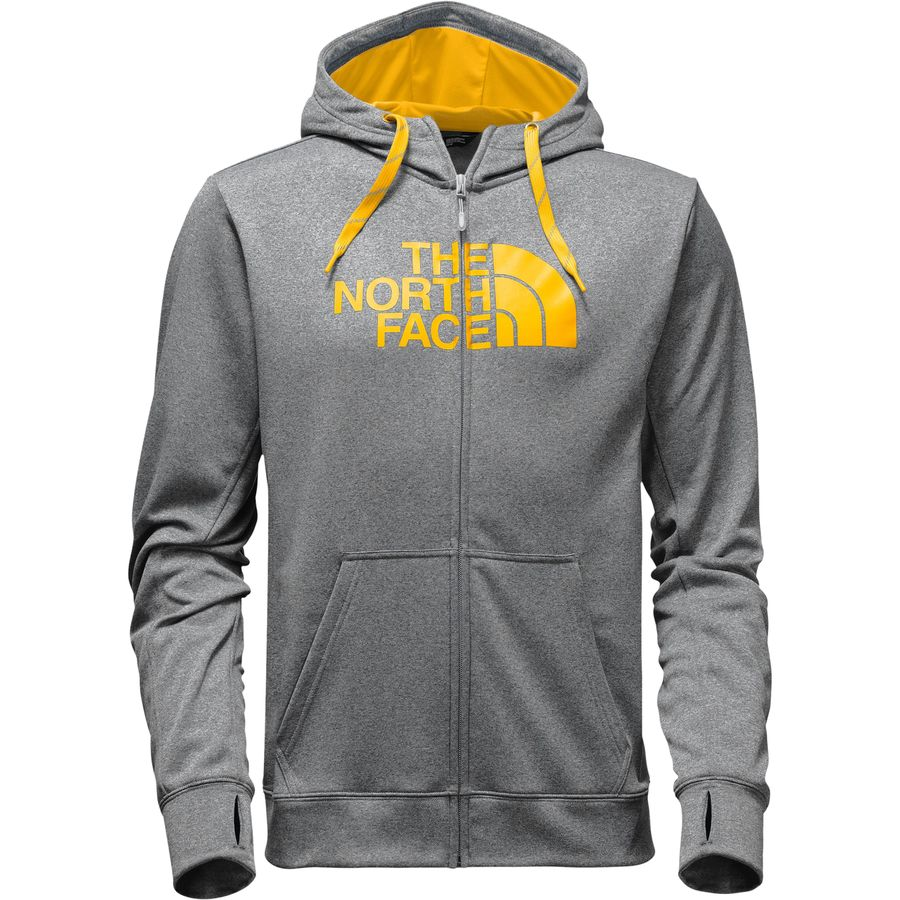 The North Face Surgent Lightweight Half Dome Full-Zip Hoodie - Mens