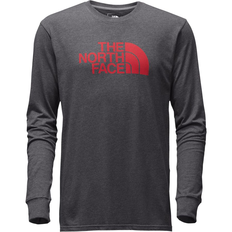 The North Face Half Dome T-Shirt - Long-Sleeve - Mens