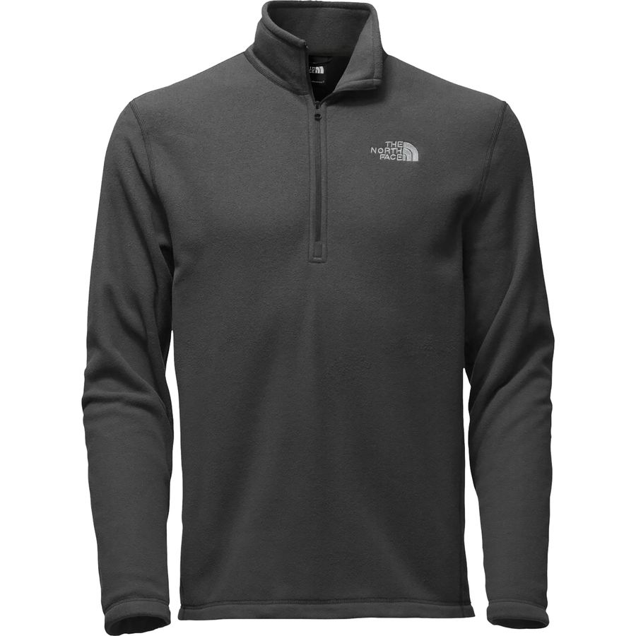 The North Face TKA 100 Microvelour Glacier 1/4-Zip Top - Mens