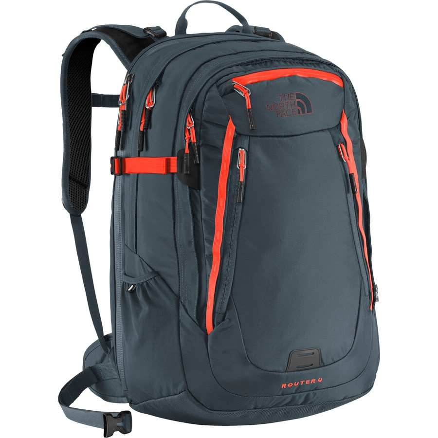 Router Backpack: The North Face Router Charged Laptop Backpack