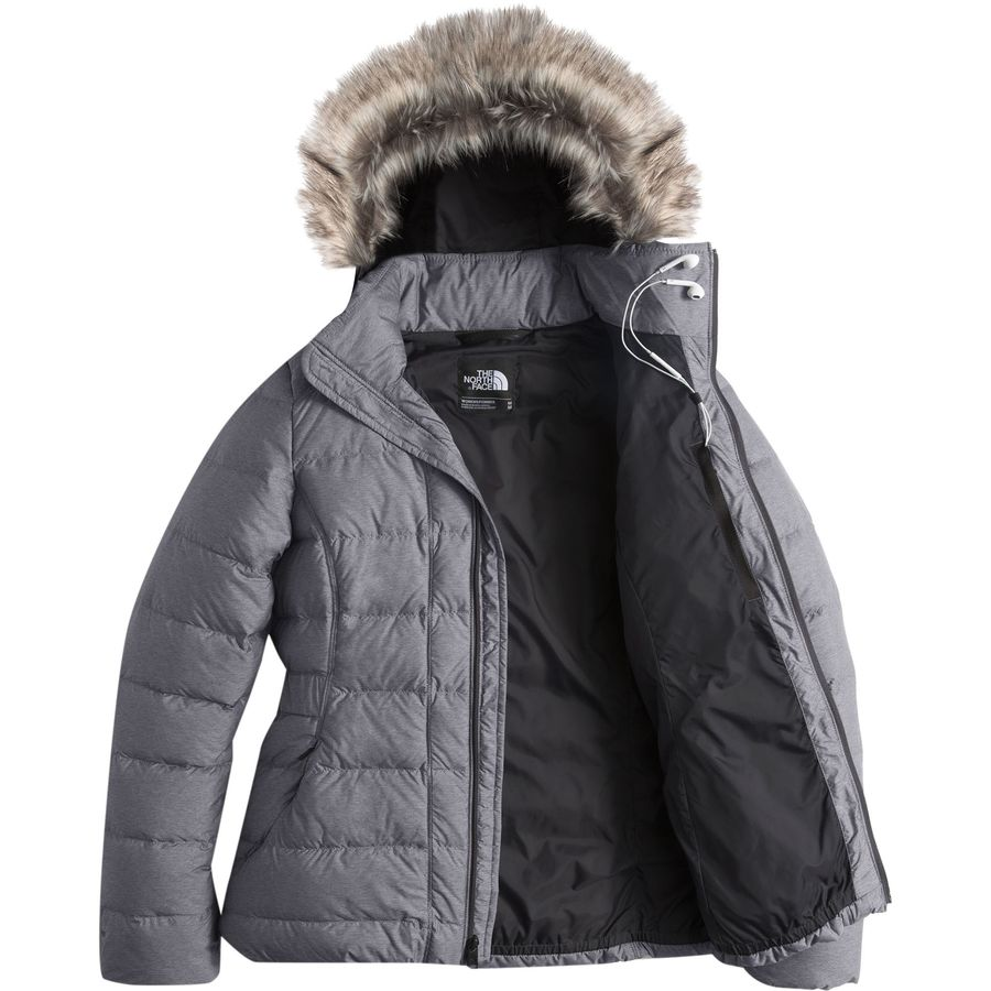 North Face Schoudertasje : The north face gotham down jacket women s backcountry