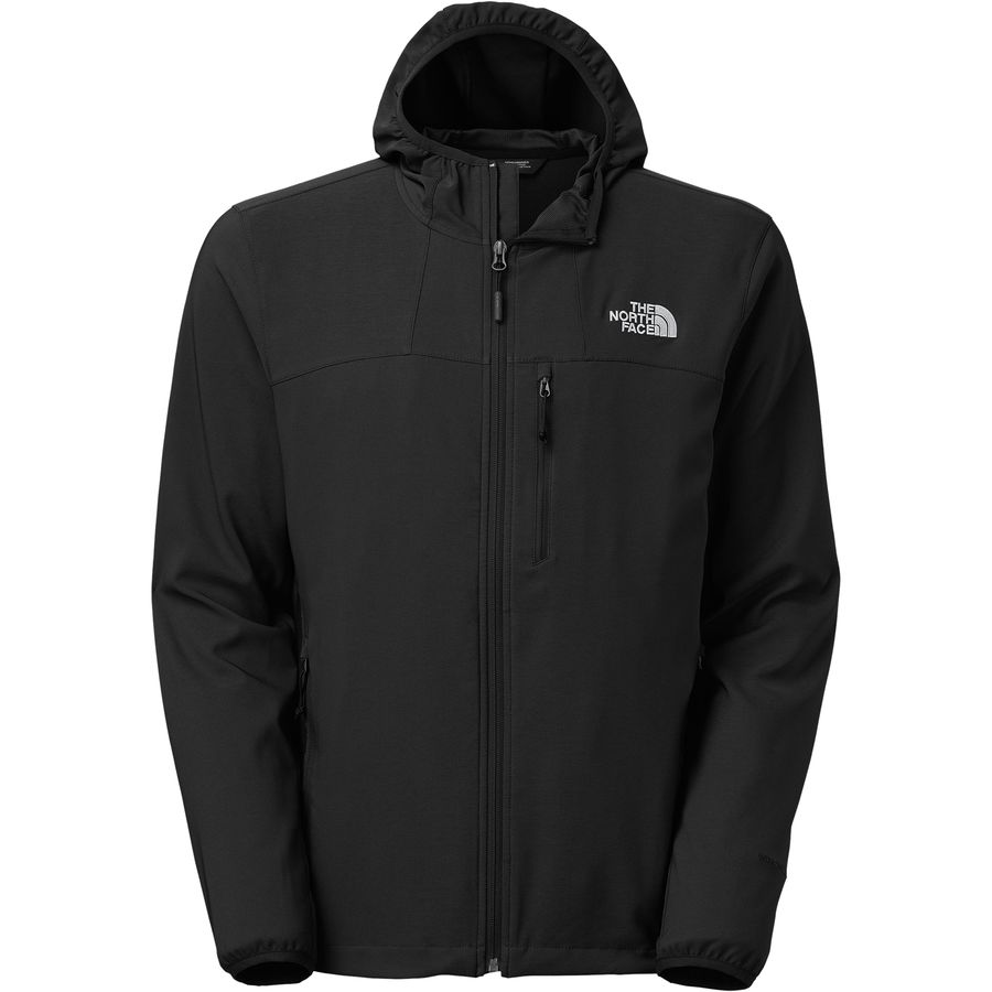 The North Face Nimble Hooded Softshell Jacket - Men's