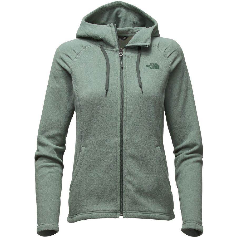 Northface fleece hoodie