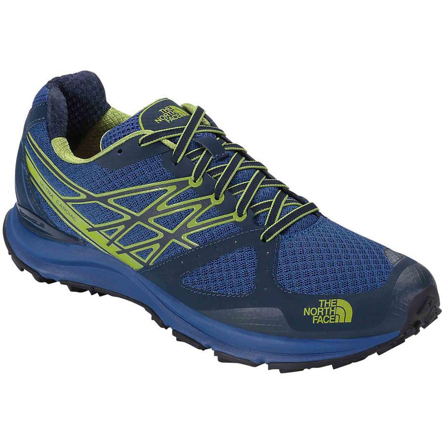 The North Face Ultra Cardiac Trail Running Shoe - Mens