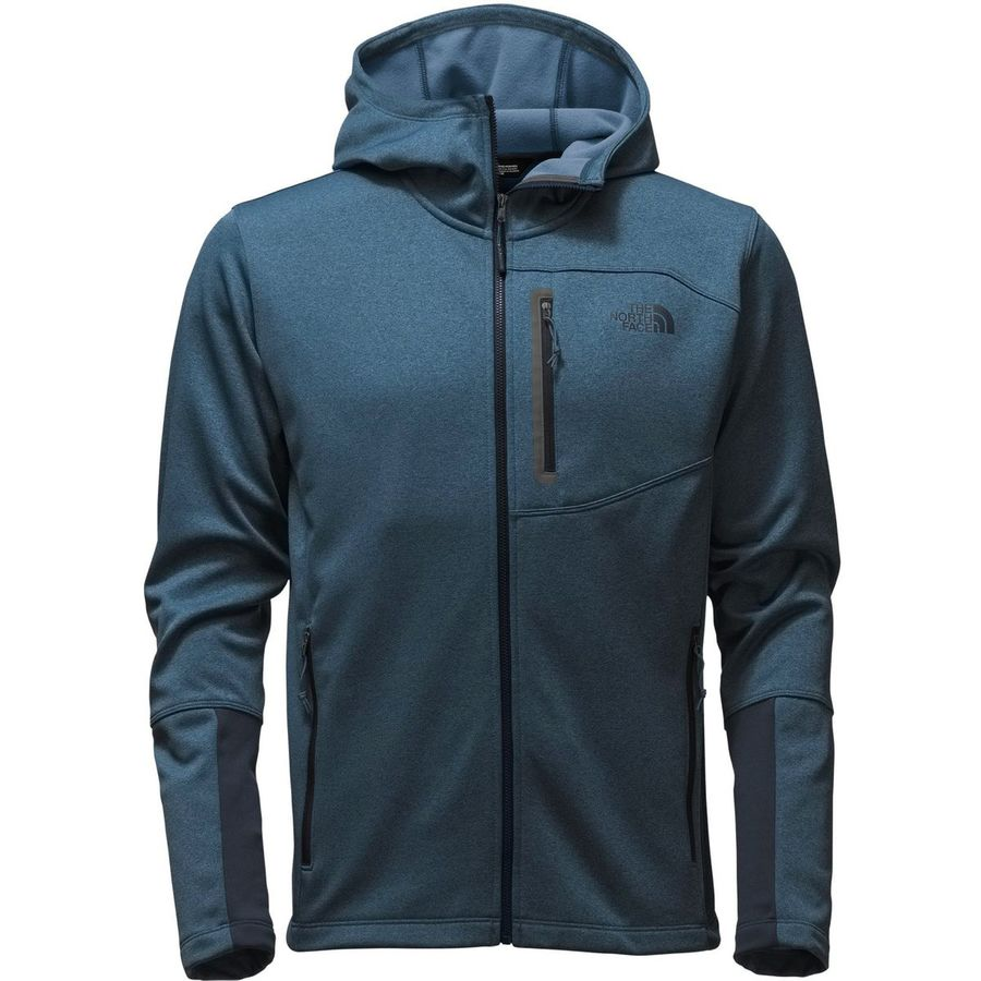The North Face Canyonlands Hooded Fleece Jacket - Mens