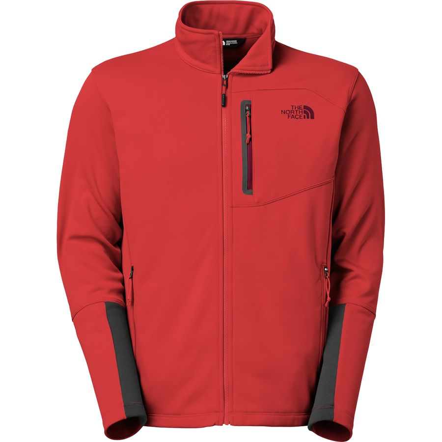 The North Face Mens Canyonlands Full Zip Jacket