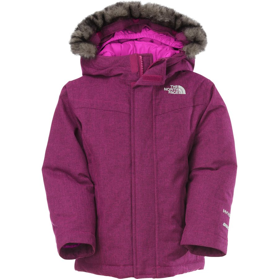 Girls' Coats and Jackets. Bring on the rain, snow, sleet, and cold--girls won't mind so long as they're outfitted in a great coat or jacket that'll protect them from the elements.