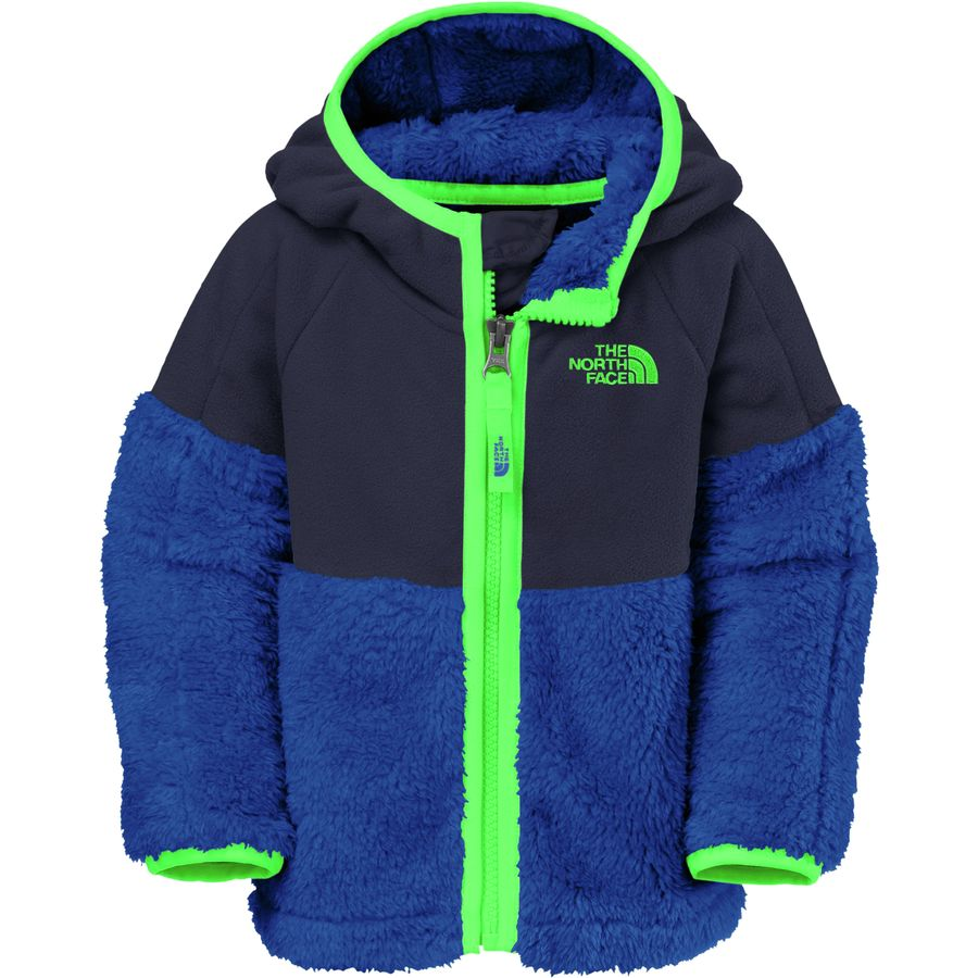 This monogrammed American widgeon fleece jacket is the perfect cool weather gift for your adorable little one! Made with soft fleece, a roomy grosgrain-trimmed hood and sleeve cuffs, and crossover front velcro closure flaps for easy on and off, your favorite little one will always be warm and cozy.