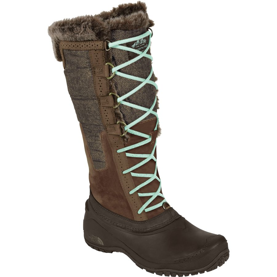 The north face shellista ii tall boot women s