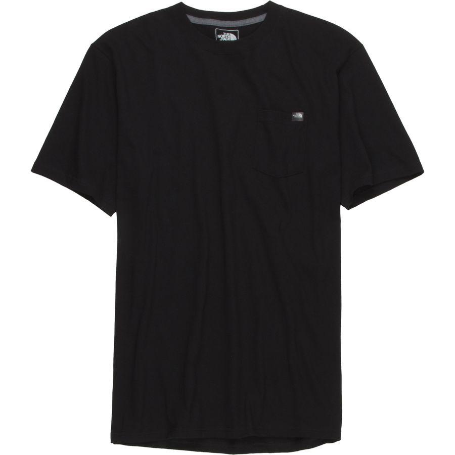 The North Face Classic Pocket T-Shirt - Short-Sleeve - Men's