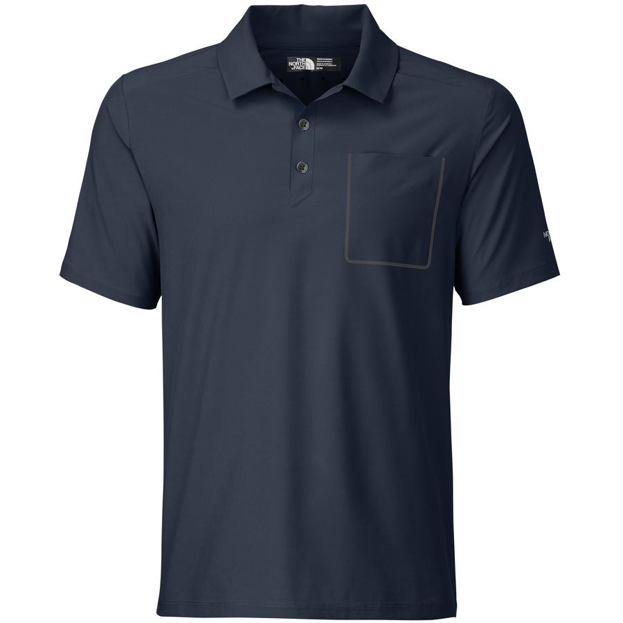 The North Face Ignition Polo Shirt Short Sleeve Men 39 S