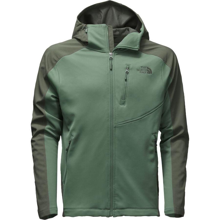 The North Face Tenacious Hybrid Hooded Fleece Jacket - Men's