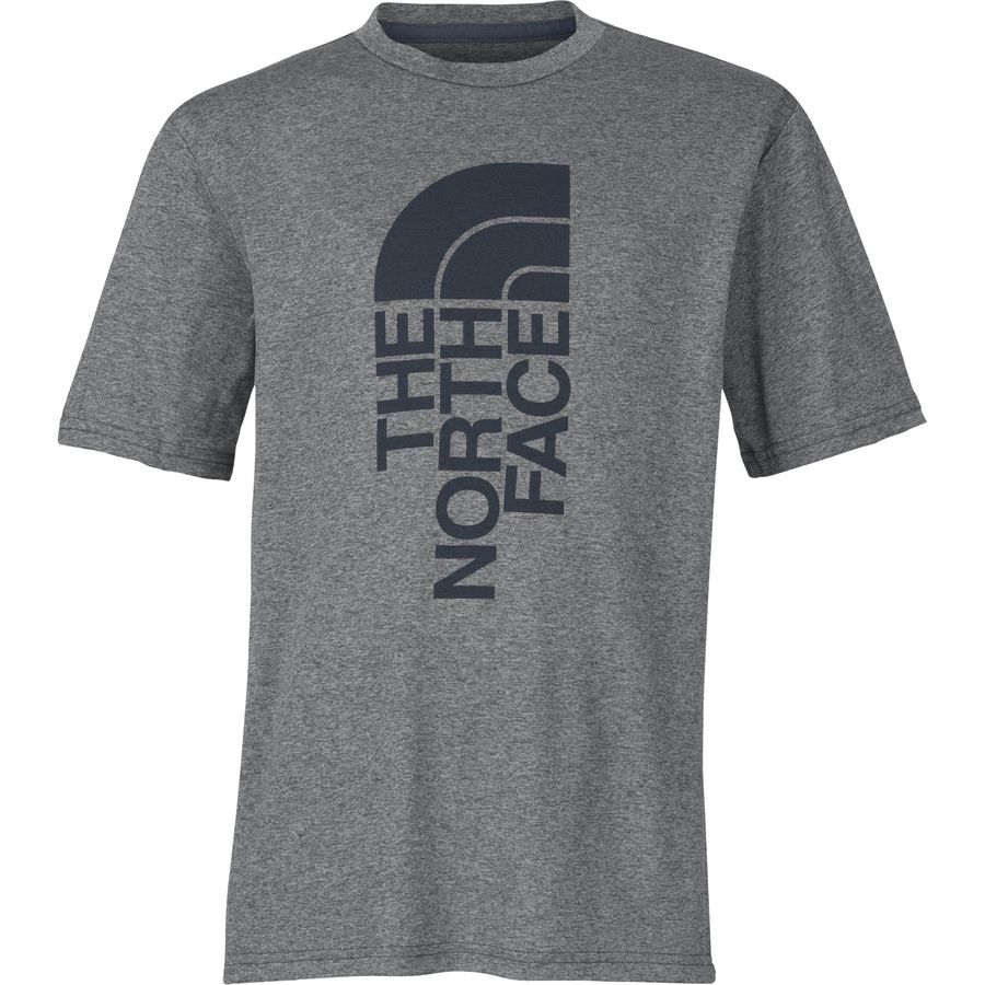 The north face reaxion t shirt short sleeve boys for The north face short sleeve shirt