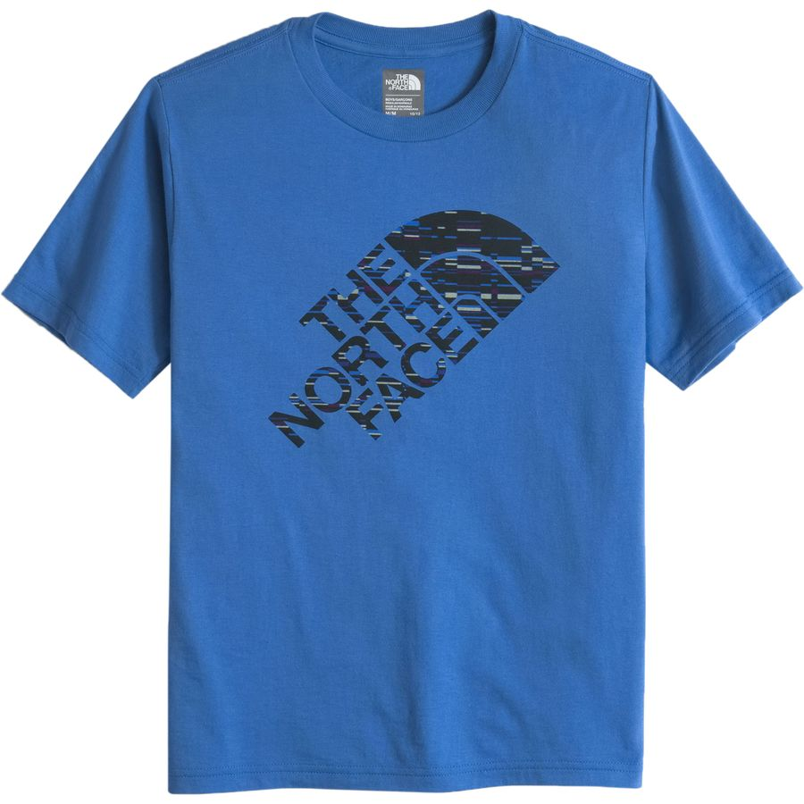 The North Face Graphic T Shirt Short Sleeve Boys