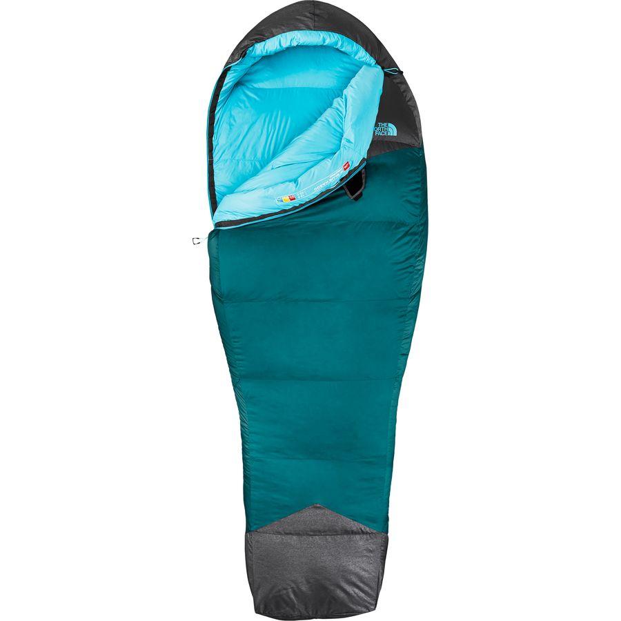 The North Face Blue Kazoo Sleeping Bag: 15 Degree Down ...
