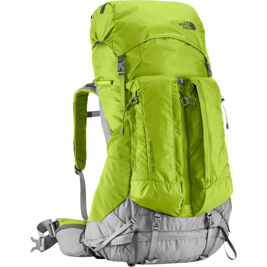 The North Face Banchee 65 Backpack - 3967cu in
