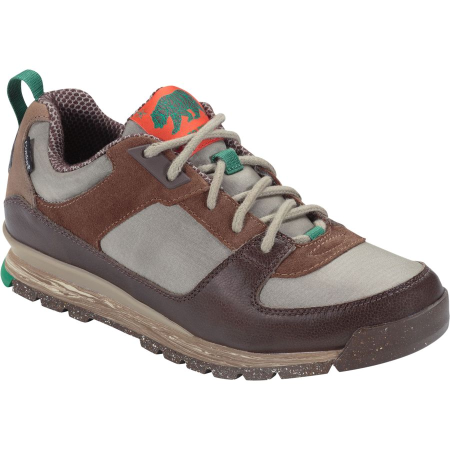The North Face Back To Berkeley Mountain Sneaker Yosemite Shoe Men S