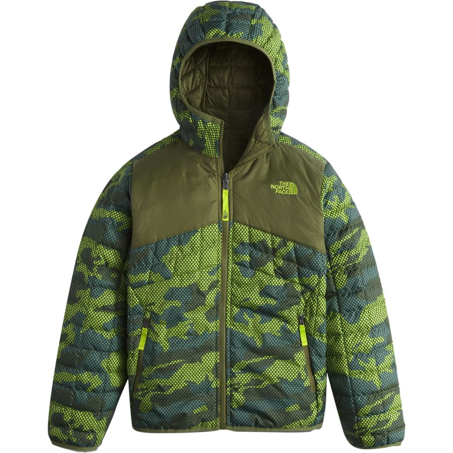 The North Face Reversible Thermoball Hooded Jacket - Boys