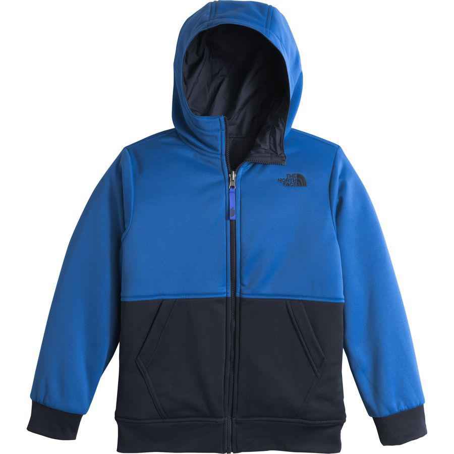 The North Face Reversible Quilted Surgent Full-Zip Hoodie - Boys