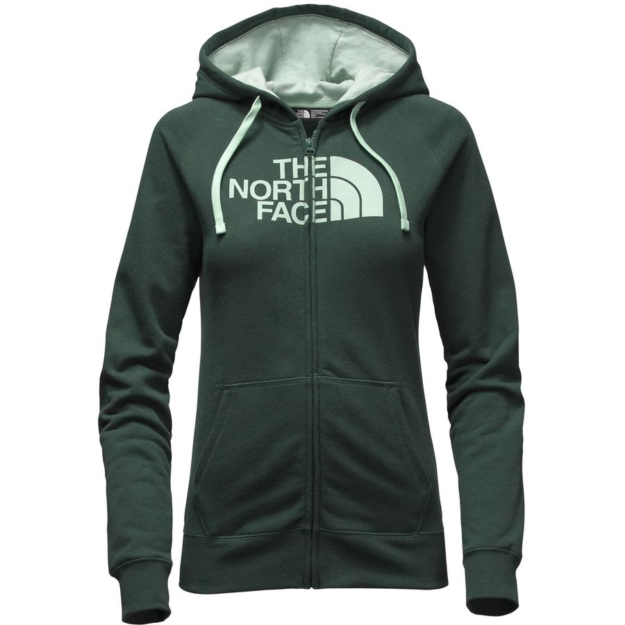 the north face half dome full zip hoodie women 39 s. Black Bedroom Furniture Sets. Home Design Ideas