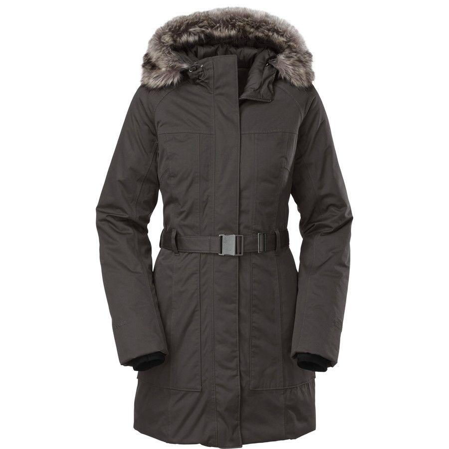 North face winter coat women