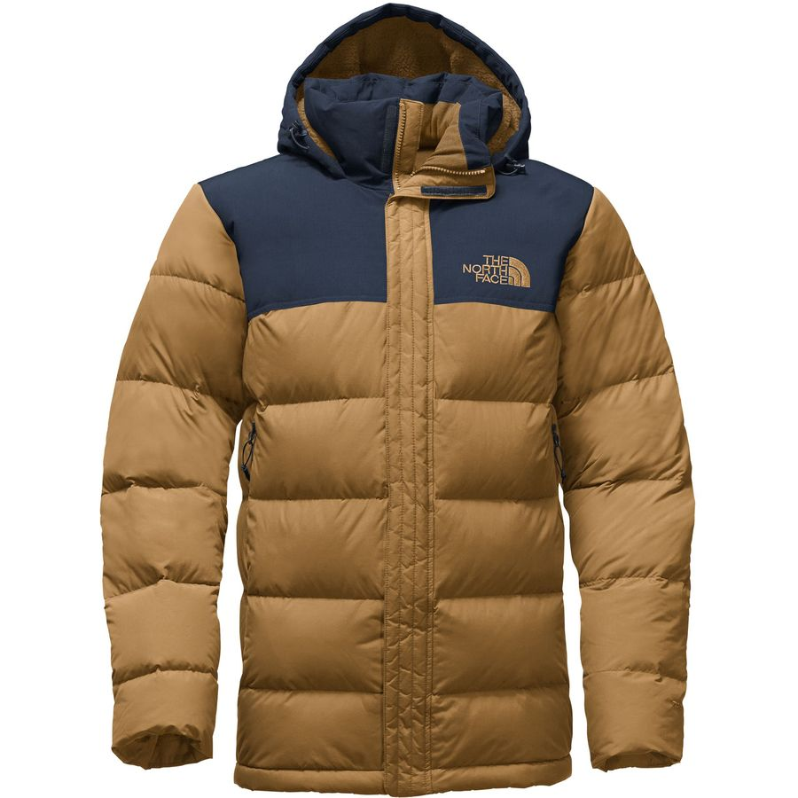 the north face nuptse ridge hooded down parka men 39 s. Black Bedroom Furniture Sets. Home Design Ideas