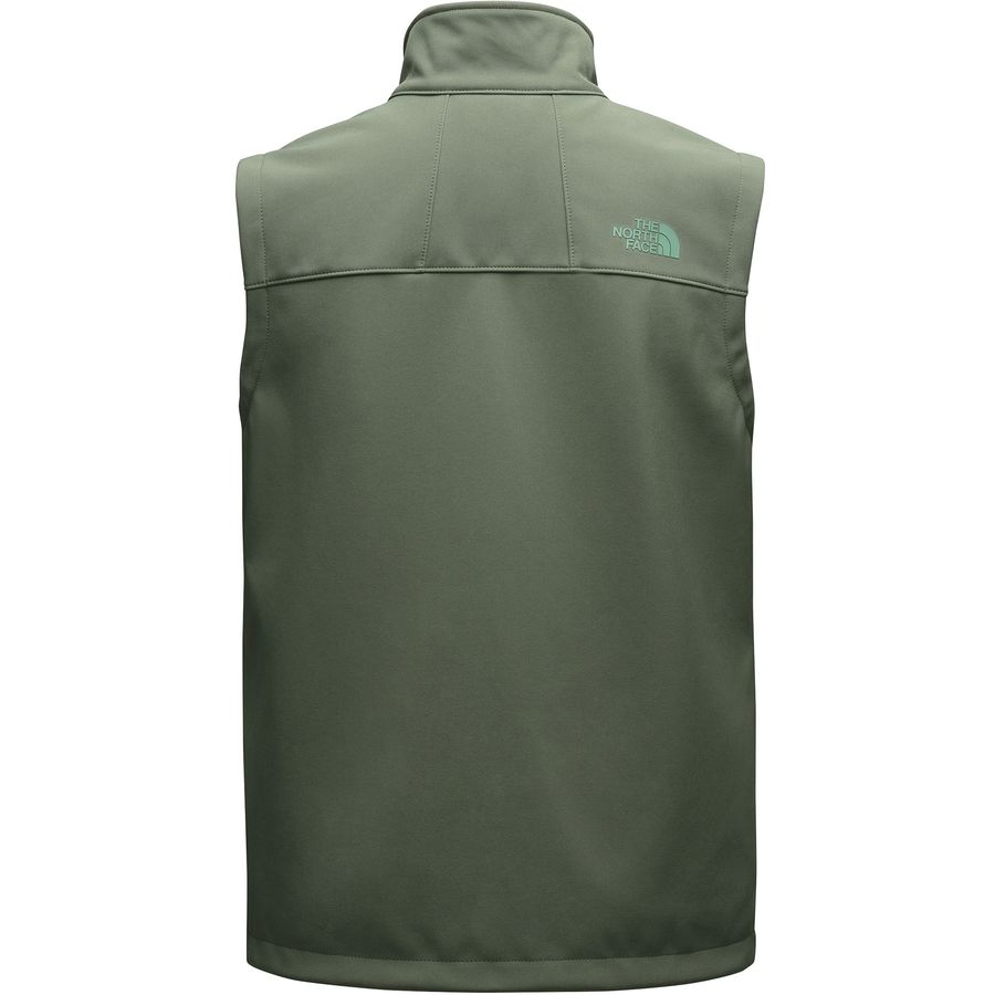 the north face apex bionic 2 softshell vest men s