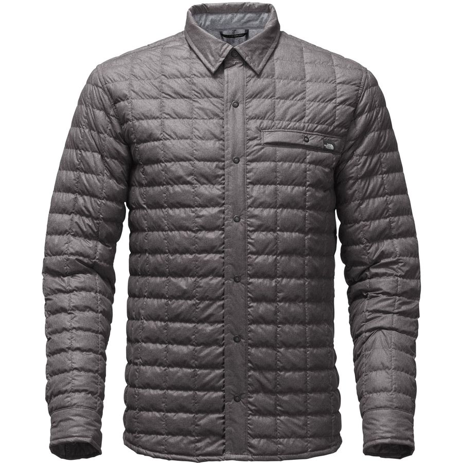 The North Face Reyes Thermoball Shirt Jacket - Mens