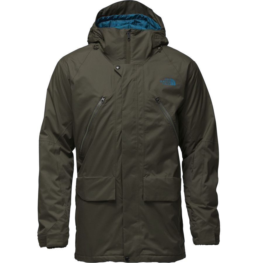 The North Face Sherman Insulated Parka - Men's