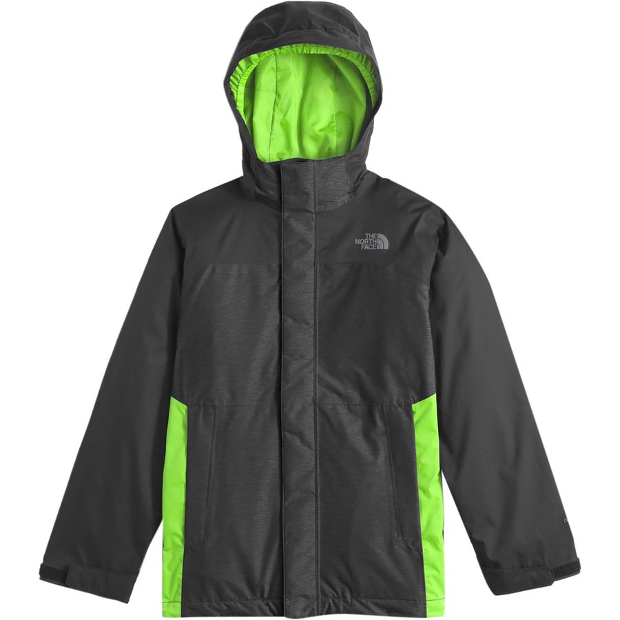 The North Face Vortex Hooded Triclimate Jacket - Boysu0026#39; | Backcountry.com