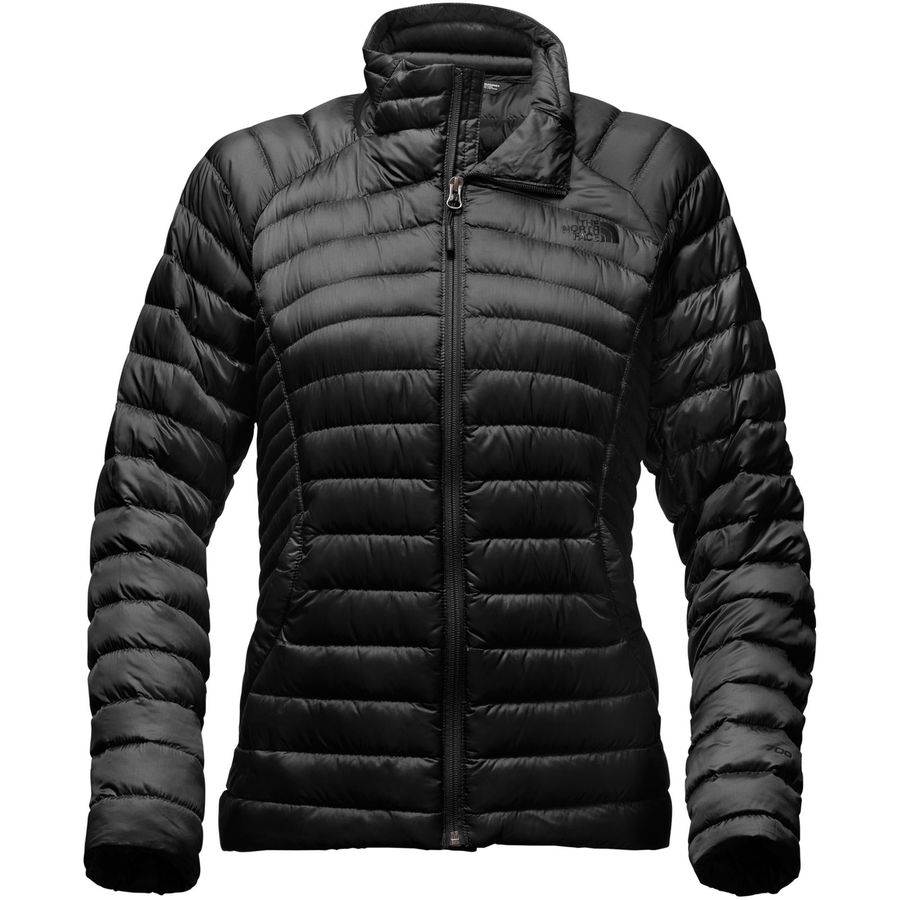 North face down jackets for women