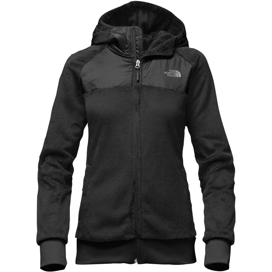 The jacket has a problem with the zippers brushing against a cold chin, which turns miserable. A neck gaiter is a must. There are two sets of zippers one to zip in an extra fleece so it's double the problem with two zippers. The North Face really needs to put some plush material near the face/5(21).
