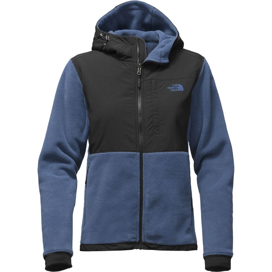 The north face girls denali hoodie